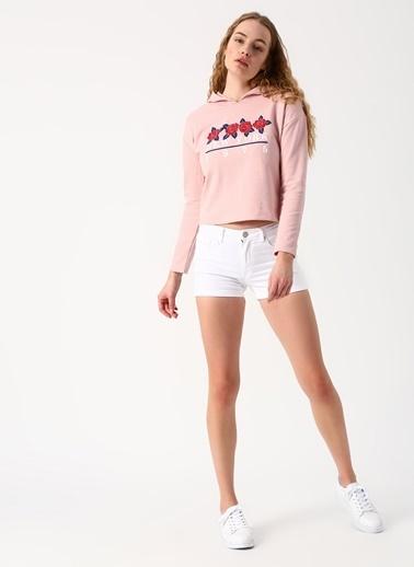 Koton Sweatshirt Pembe